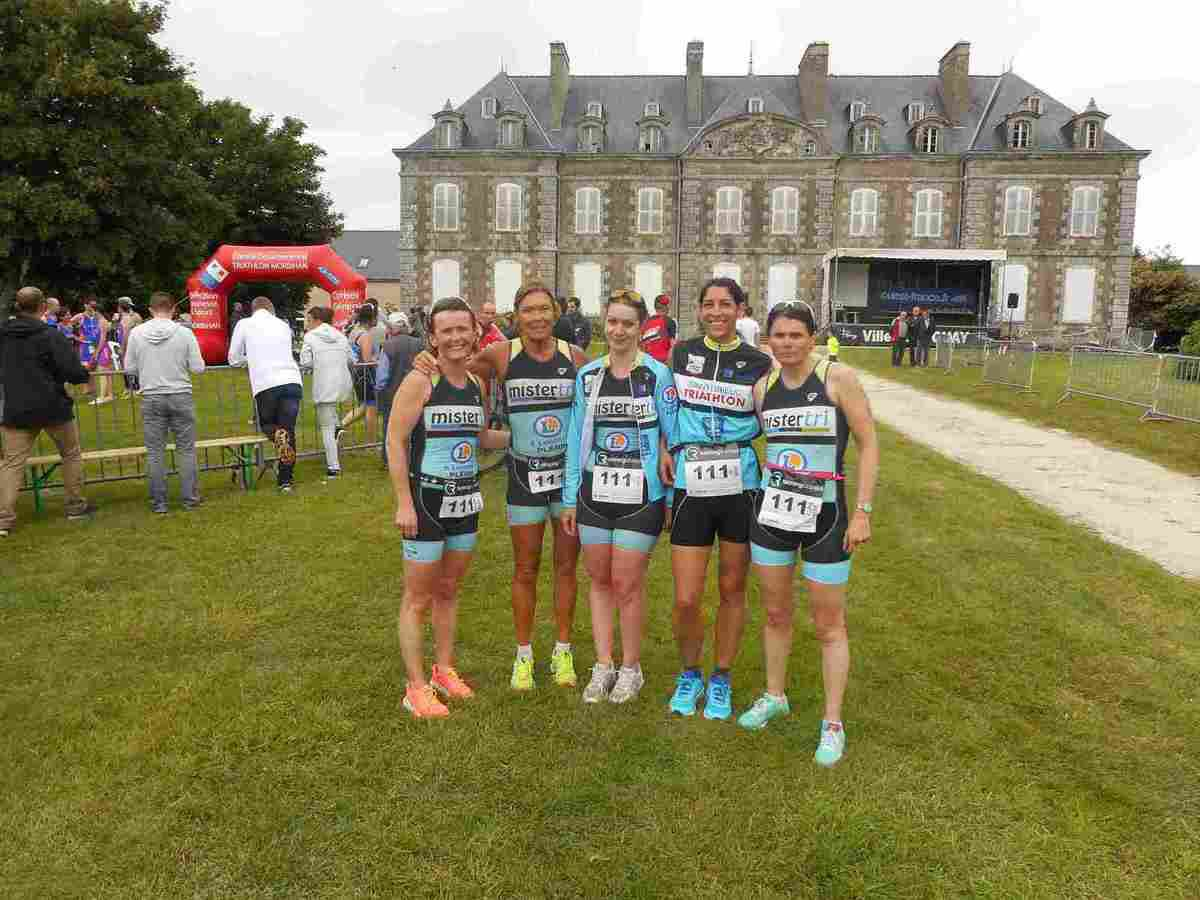 News du triathlon de PLOUAY 2016