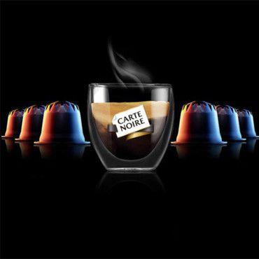 Prendre son café ou lieu de repasser, merci Carte Noire ( + cadeau )