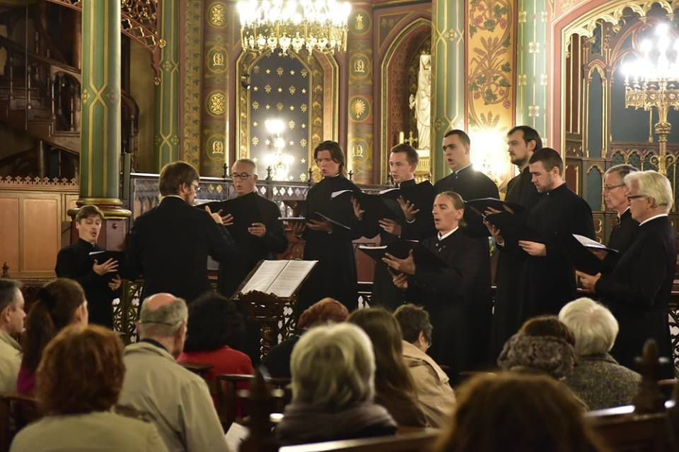 CONCERT DE NOEL UNIQUE A ORLEANS : CHŒUR D'HOMMES « CHANTRES ORTHODOXES RUSSES »
