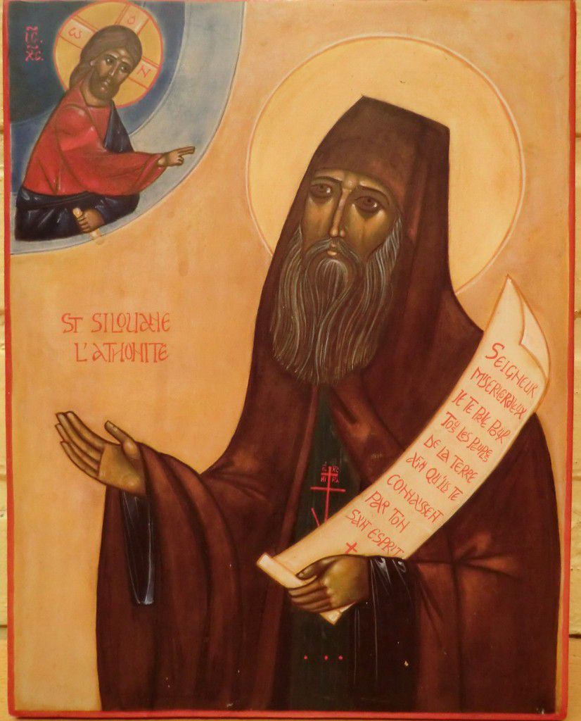 Saint Silouane l'Athonite