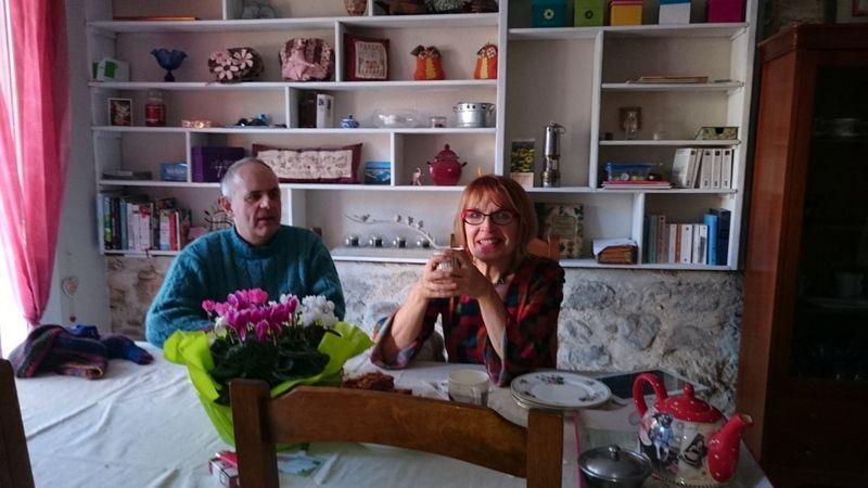 Parenthèse en Quilt avec Murielle Duval