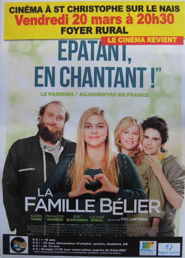 Cinéma à Saint-Christophe-sur-le-Nais