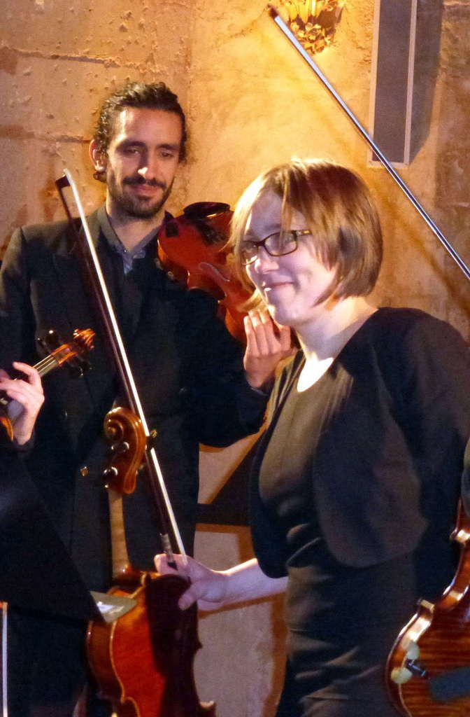 Concert à l'église de Saint-Christophe-sur-le-Nais