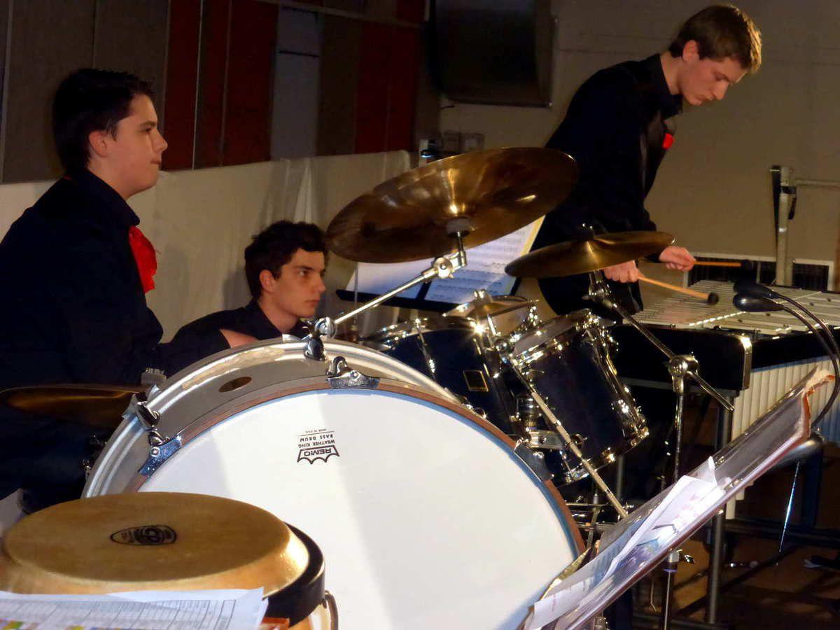 Concert à Saint-Christophe
