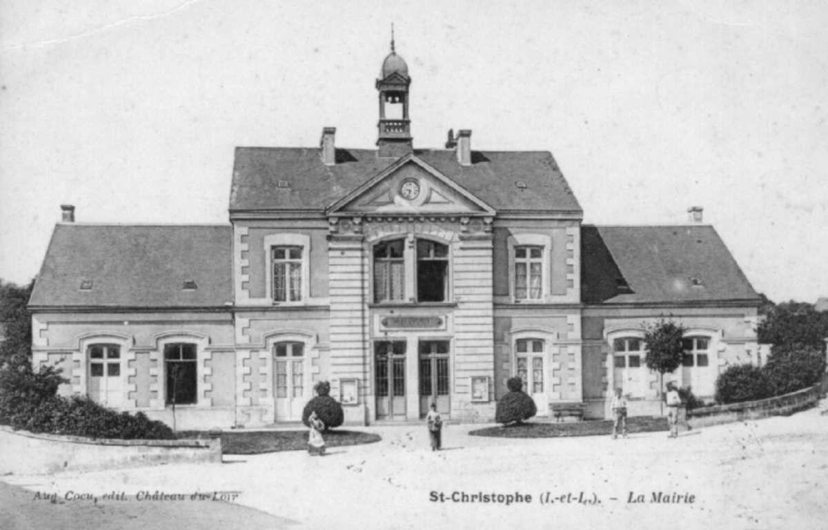 Saint-Christophe-sur-le-Nais : Conseil municipal