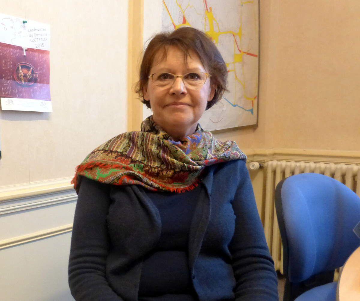 Catherine Lemaire, premier magistrat de la commune, poursuit son travail