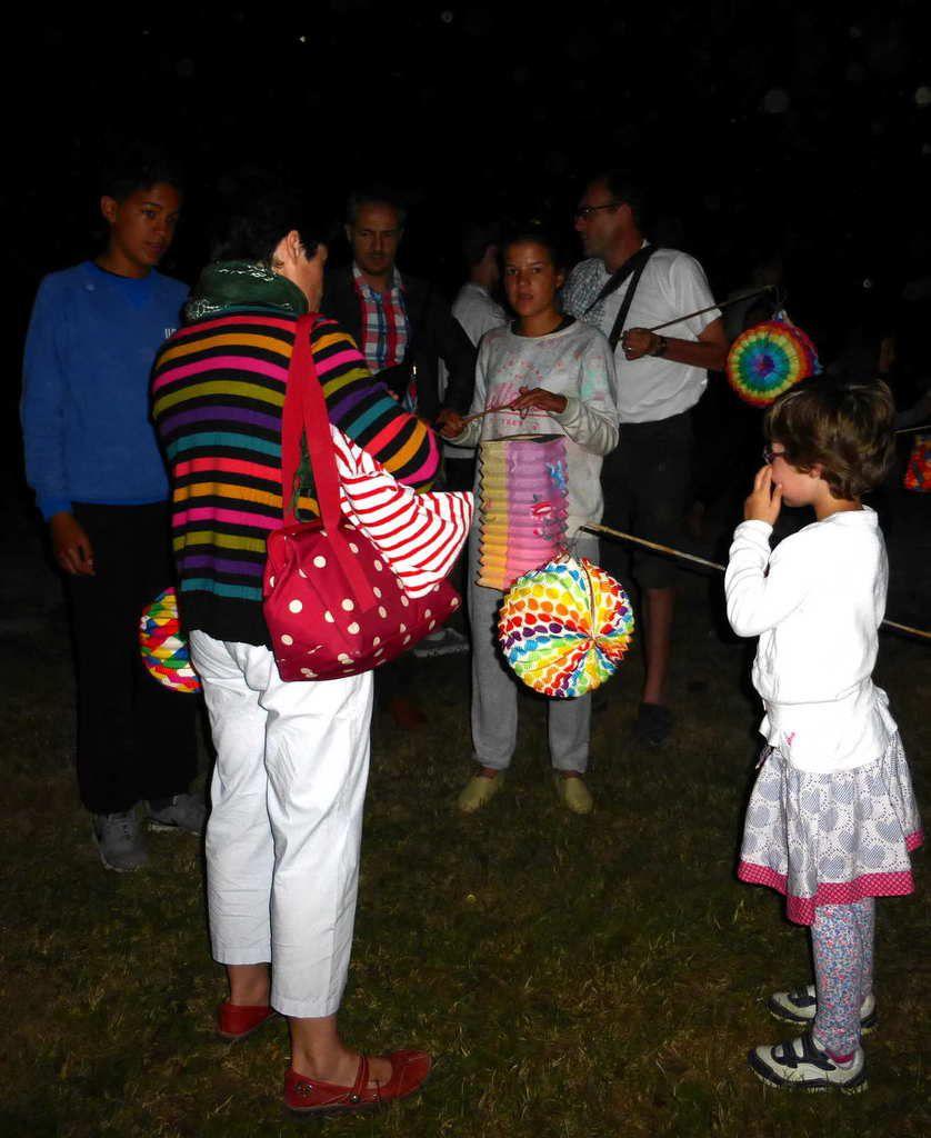 Festivités du 13 juillet à Saint-Paterne-Racan