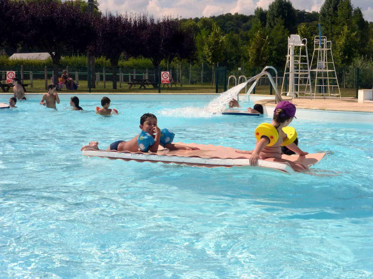 Saint-Paterne-Racan : La piscine communautaire fait des heureux