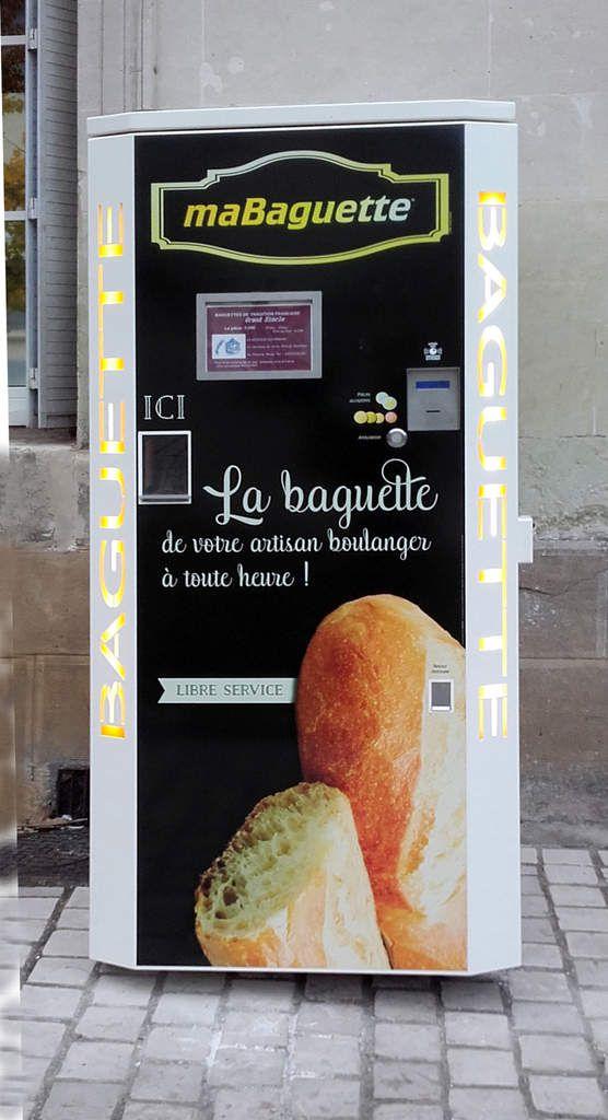 Le kiosque à pain