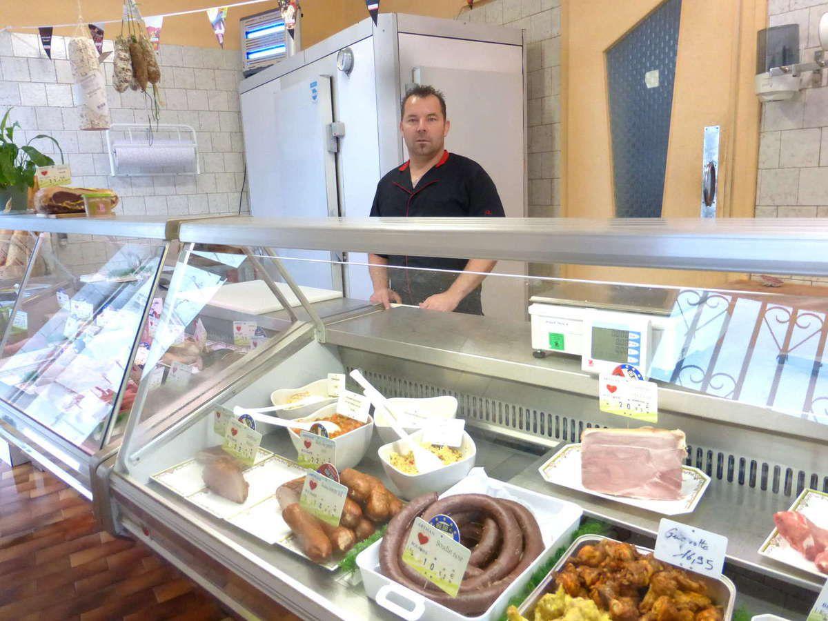 Saint-Christophe : Congés annuels à la boucherie