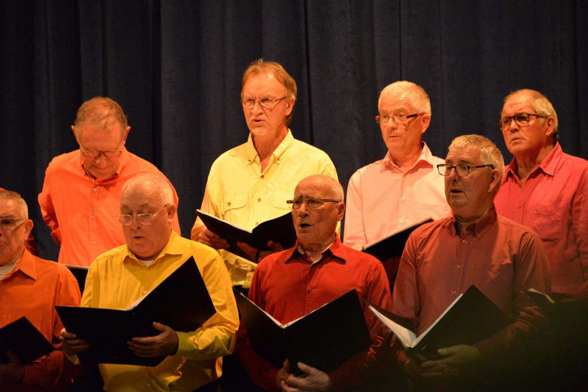 Les tenors de Racan chante