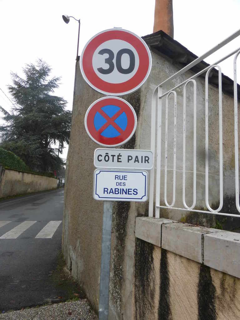 Saint-Christophe-sur-le-Nais : des modifications de circulation