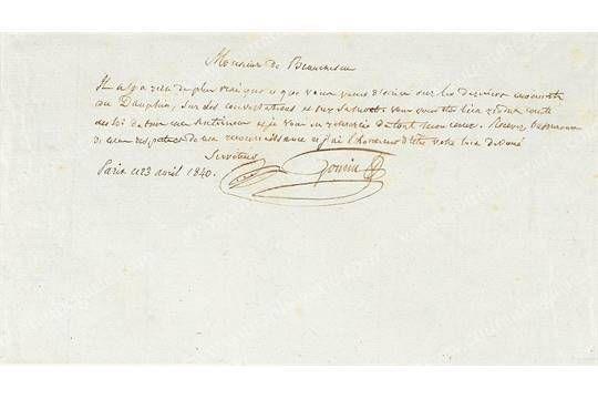 23 avril 1840
