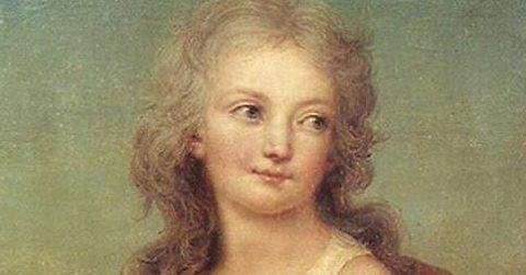 19 décembre 1778: Marie-Thérèse de France et l'Etiquette