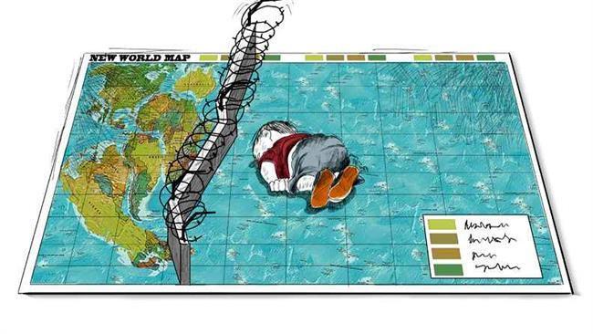 Israel construye un muro de separación para protegerse de la afluencia de los refugiados