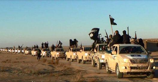 Los Toyota de los mercenarios de Daesh/Isis han sido financiados por Estados Unidos y Gran Bretaña