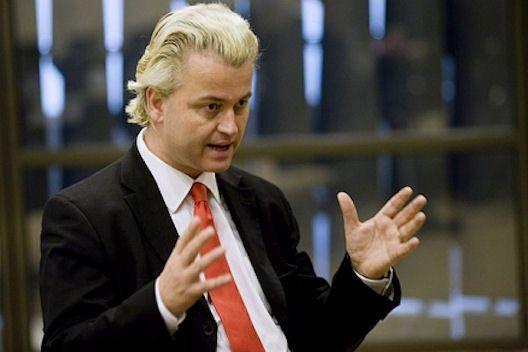 Los orígenes judíos del líder populista holandés  Geert Wilders