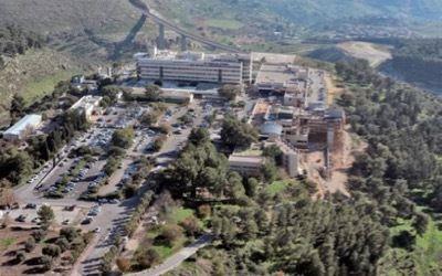 Más de 500 yihadistas reciben atención médica en el Ziv Medical Centre de Israel