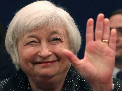La profesora Janet Yellen, presidenta del Consejo de Gobernadores de la Reserva Federal estadounidense.
