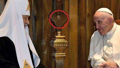 Bergoglio, Kiril, … y solo UNA Fotografía