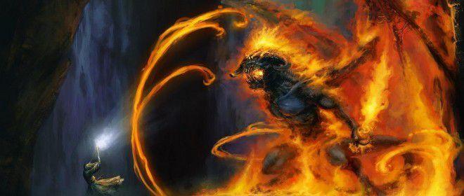 anillo de fuego infernal