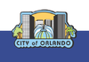 La bandera de Orlando alude al  arco, stargate, nacimiento, paso...