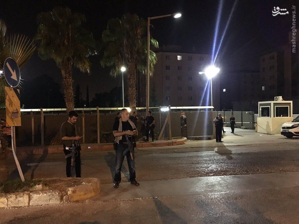 Turquía: ¿Posible segundo golpe de Estado? Una base aérea utilizada por la Otan rodeada por el ejército