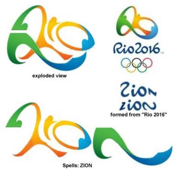 Los juegos olímpicos de Rio 2016 anuncian la llegada del Anticristo y del Nuevo Orden Mundial