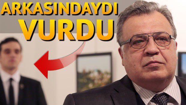 ¿Quién ha infiltrado al terrorista que asesinó al embajador ruso cuando inauguraba una exposición de fotos en Ankara?
