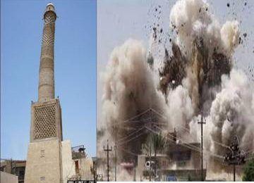 Irak: Daesh destruye la mezquita Al-Nuri de Mosul y ataque abortado a la mezquita sagrada de la Meca