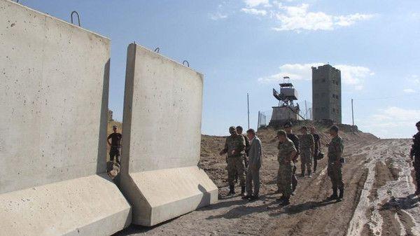 Turquía inicia la construcción de un muro en su frontera con Irán