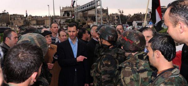 Occidente no puede creerlo: La guerra siria está terminando y Al Assad es el vencedor