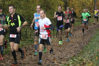 Trail du Bouton d'Or (Ahuy, 01/11/15)