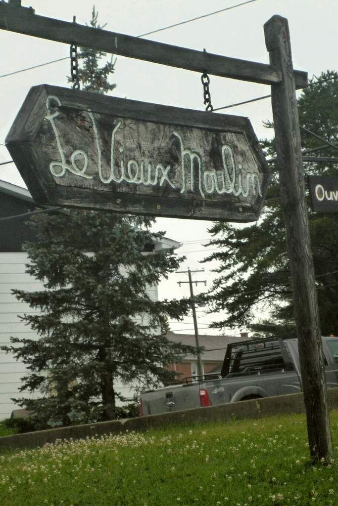 Canada : Celui qui se promenait autour du lac Saint Jean