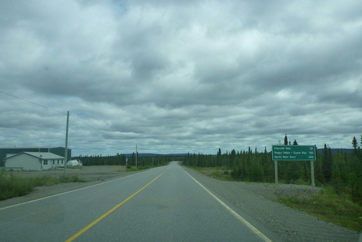 Canada : Celui qui partait explorer le Labrador