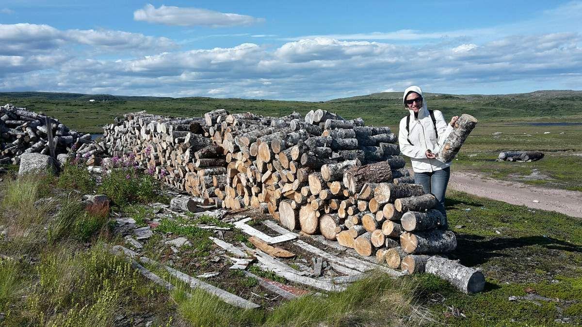 Canada : Celui qui prenait la route côtière du Labrador