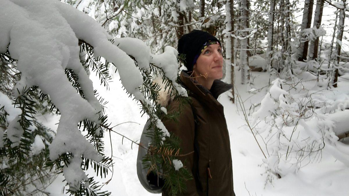 Canada : Celui qui retrouvait le moral dans la neige