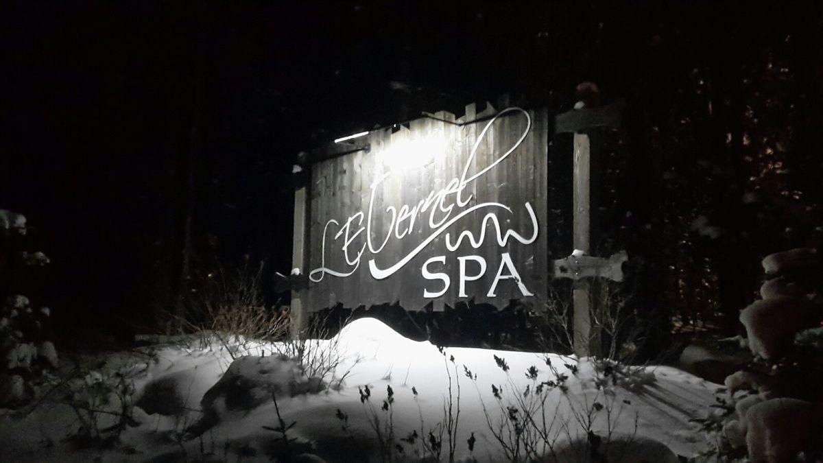 Canada : Celui qui profitait du spa