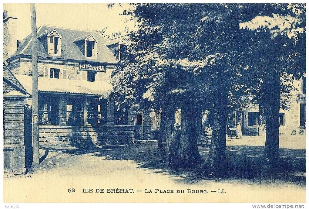 Hôtel Central et des décapités (Burton puis Gobi)