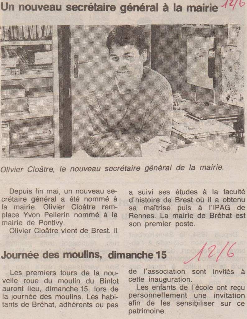ARCHIVES /dielloù: juin 1997
