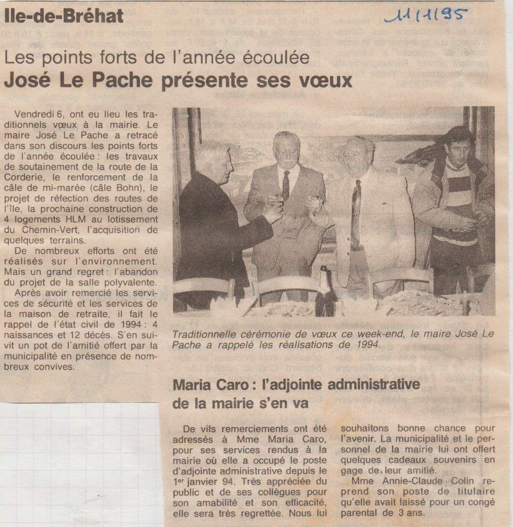 archives janvier / MIZ GENVER 95 ...et avant