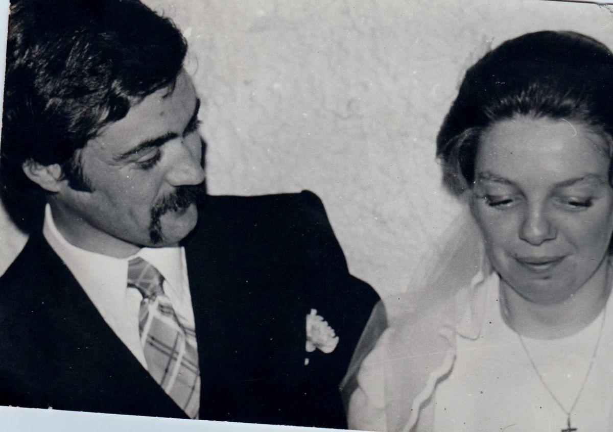 Roger André et Marilyne Le Berre