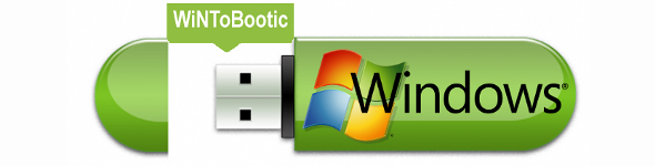 Installer Windows depuis une clé USB.