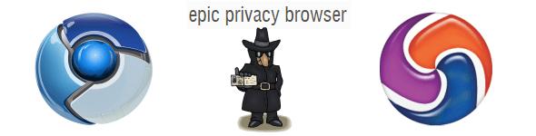 EPIC PRIVACY BROWSER, le navigateur qui ne vous piste pas.
