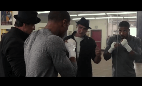 ROCKY 7 … ou plutôt … CREED.
