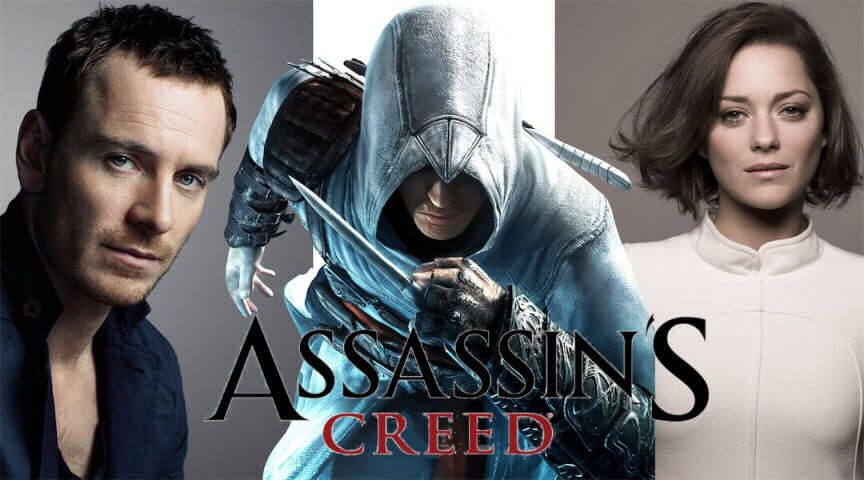 Assassin's Creed, la première bande annonce.
