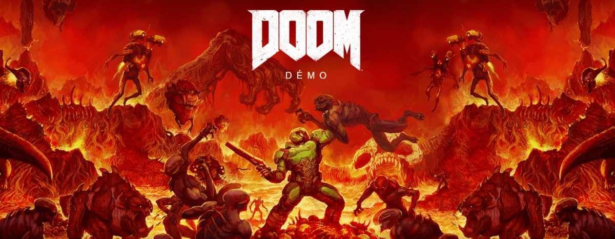 La démo de DOOM prolongée sur Steam.