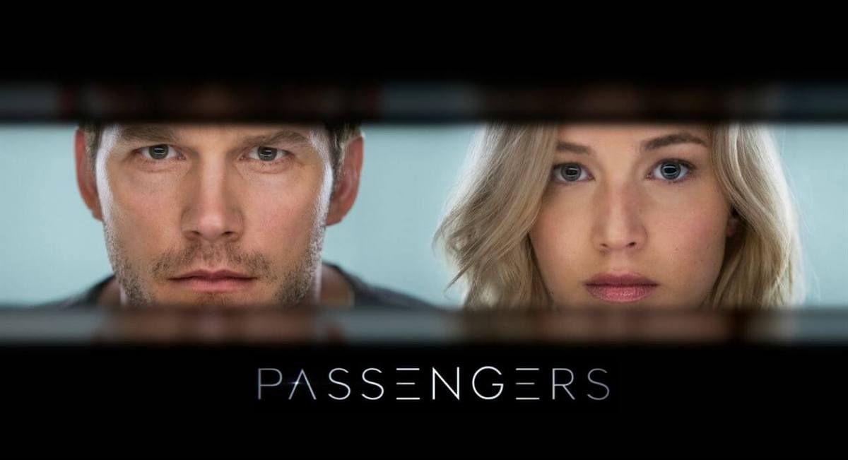 PASSENGERS, le premier trailer officiel est là.
