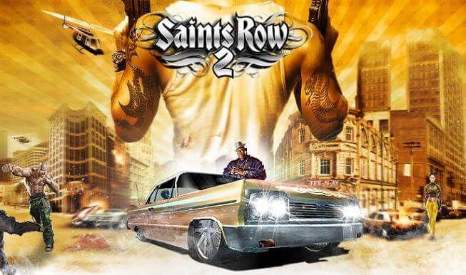 SAINT RAW 2 est gratuit sur PC.