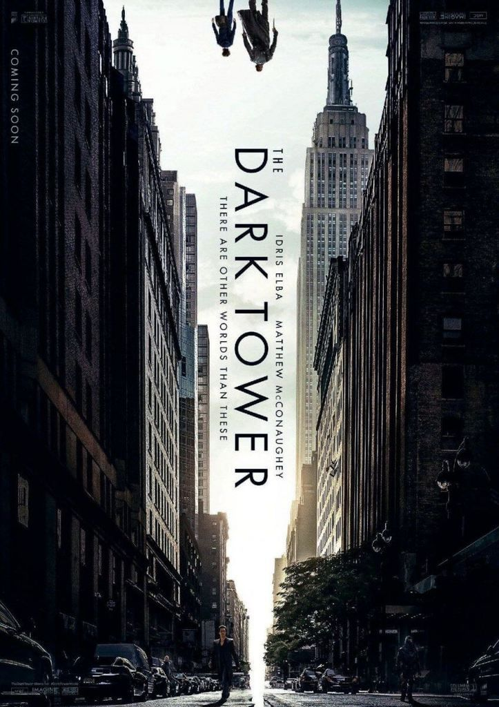 THE DARK TOWER, bande annonce.